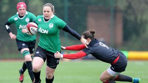 Wales Women 19 Ireland Women 27, CCB Centre For Sporting Excellence, Ystrad Mynach, Caerphilly, Sunday, January 21, 2018