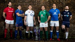 2018 NatWest 6 Nations Championship Launch, Hilton London Syon Park, London, Wednesday, January 24, 2018