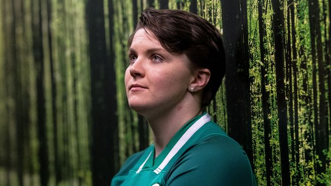 Irish Rugby TV: Ciara Griffin - Women's Six Nations Launch