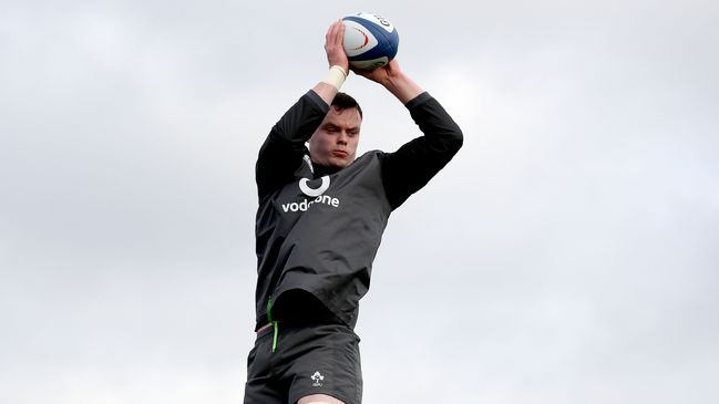 Stockdale, Aki And Ryan Handed Six Nations Debuts : Irish Rugby