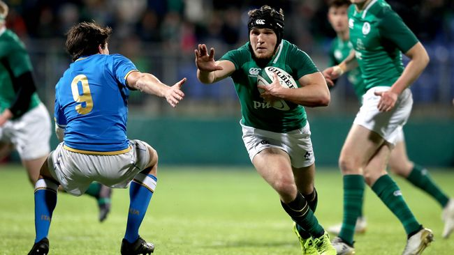 Under-20 Six Nations Preview: Ireland U-20s v Wales U-20s