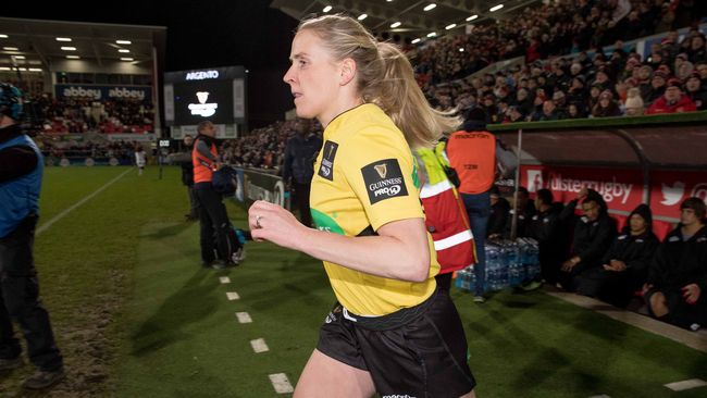 Joy Neville Set To Referee Her Second PRO14 Game