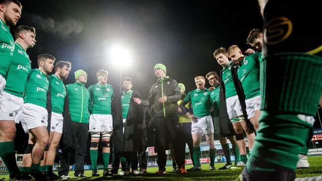 Three Changes Made To Ireland Under-20 Team