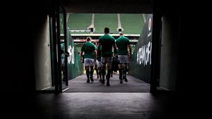 Ireland Captain's Run Session At The Aviva Stadium, Dublin, Friday, February 23, 2018