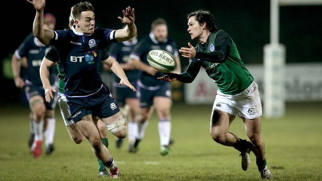 Ireland v Scotland Club International: Ticket Information