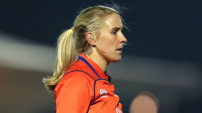 Joy Neville To Join Irish Contingent At Sevens World Cup In San Francisco