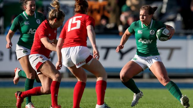 Ireland Women's Squad Selected For Wales Warm-Up Fixture