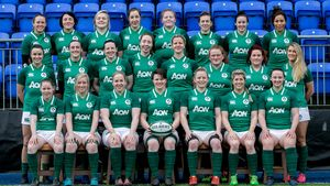 Ireland Women Captain's Run Session At Donnybrook, Saturday, March 10, 2018