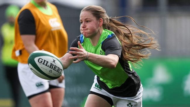 Ireland Women Bring In Galvin, Cronin And Baxter