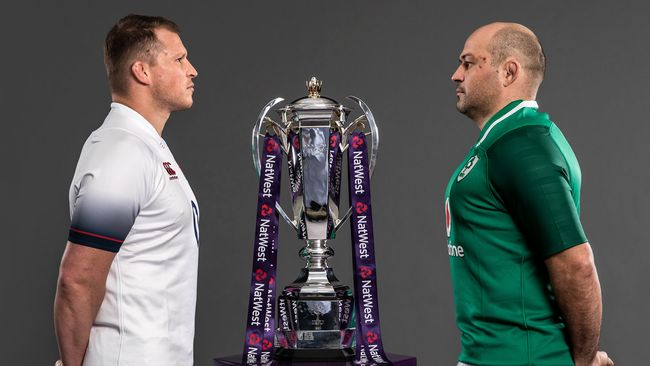 NatWest 6 Nations Preview: England v Ireland