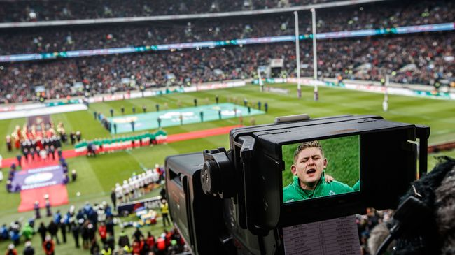 Over 1.3 Million Watch Ireland Win Grand Slam On TV3
