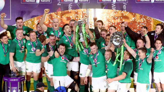 Ireland Extend Lead Over England In World Rankings