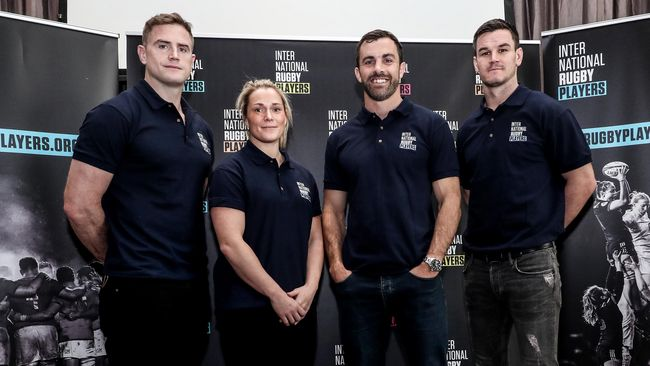 International Rugby Players' Body Moves To Dublin
