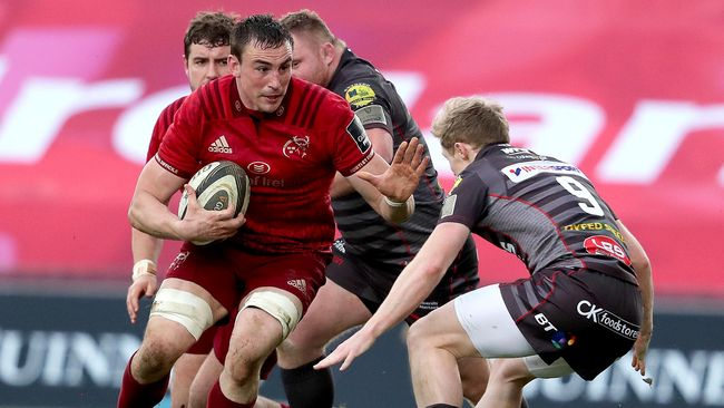 O'Donnell To Lead Youthful Munster Side In Cork