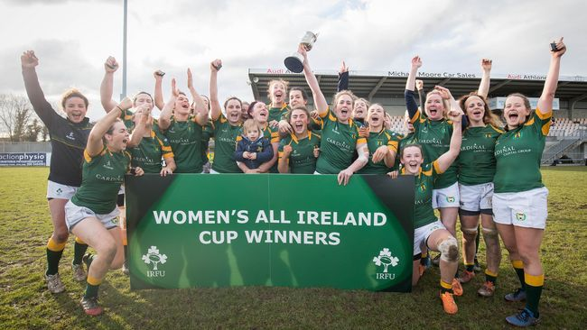 Women's All-Ireland Cup Finals/League Review