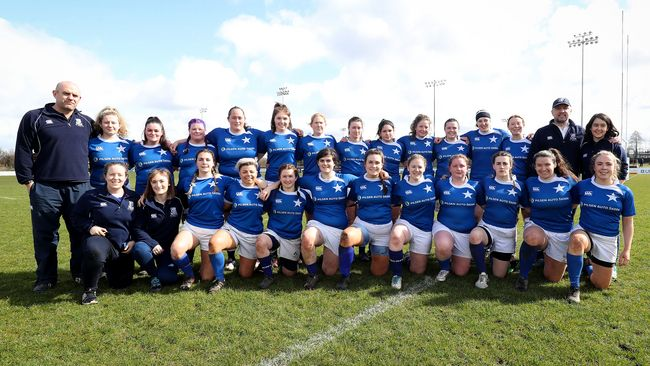 St. Mary's Women Regain All-Ireland League Status