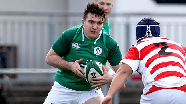 Ireland Under-19 Team Announced For Second France Match