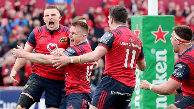 Munster Building Nicely For Bordeaux Mission