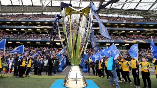 Champions Cup Semi-Final Details Are Confirmed