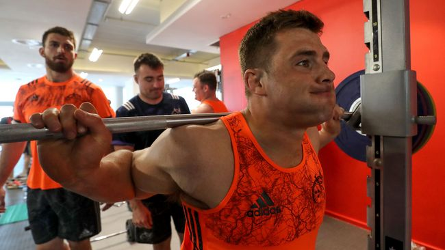 Stander Takes On Captaincy Role For Munster's First South African Outing
