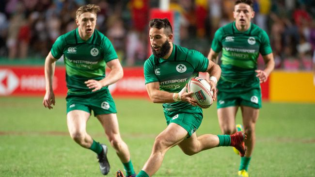 Ireland Maintain Winning Form To Set Up Semi-Final Against Japan