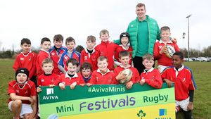 Aviva Mini Rugby Festival - Munster Leg, UL Bohemian RFC, Sunday, April 8, 2018
