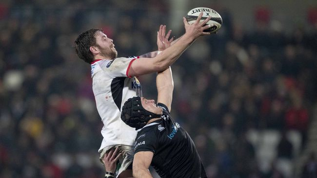 Henderson To Captain Ulster In Crucial Glasgow Clash