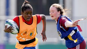 Aldi Play Rugby Festival - Leinster Leg, Energia Park, Donnybrook, Thursday, April 19, 2018