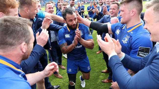 Nacewa Fit To Captain Leinster As Team For Final Is Confirmed