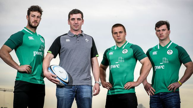 Ireland Under-20 Squad Named For World Rugby U-20 Championship In France