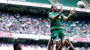 HSBC World Rugby Men's Sevens Series - Round 9, Twickenham Stadium, London, Sunday, June 3, 2018