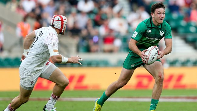 Hugo Keenan Aiming To Hit The Ground Running At Sevens World Cup