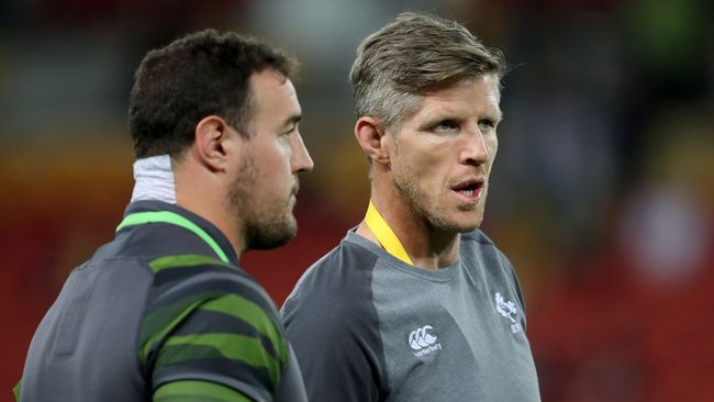 Simon Easterby To Provide Interim Coaching Support At Ulster