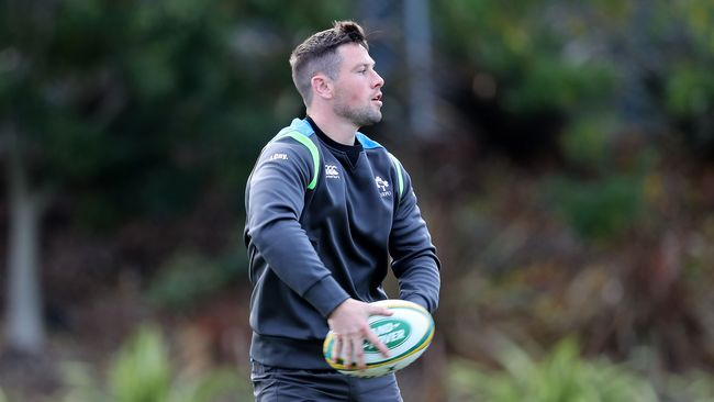 Ireland Down Under: John Cooney On Training In Sydney