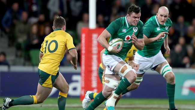 Ireland Pass 90-Point Mark In World Rugby Rankings