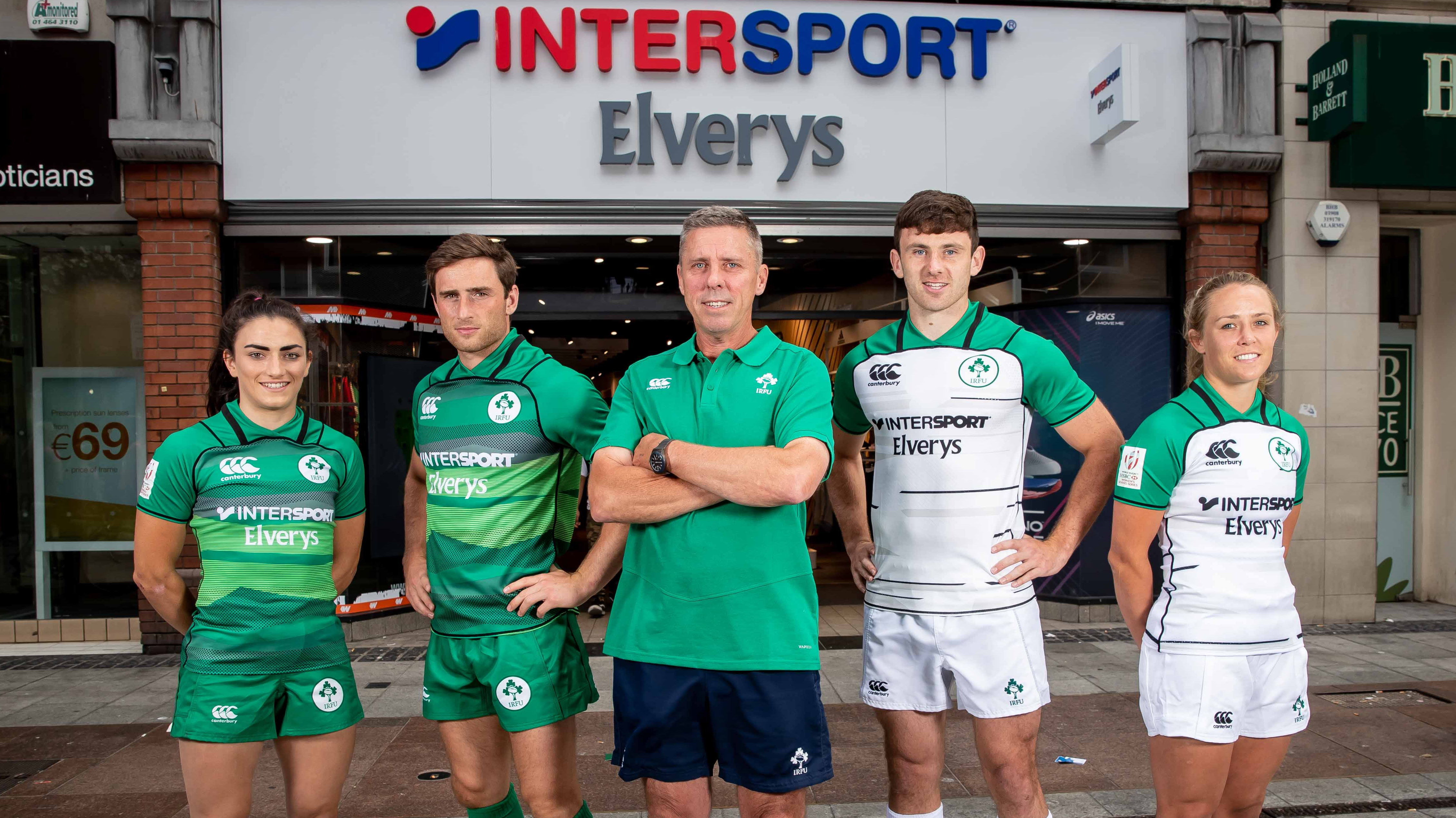 152a560151d Announcement Of Ireland Rugby World Cup Sevens Squads