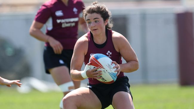 Ireland Women's Sevens Squad To Take Part In Marcoussis Training Tournament