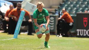 Ireland Women - 2018 Rugby World Cup Sevens Day 1, AT&T Park, San Francisco, USA, Friday, July 20, 2018