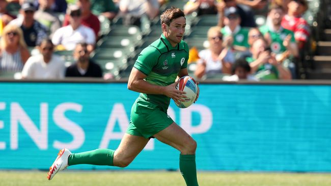 Two-Try Dardis Leads Ireland Men Into Challenge Final