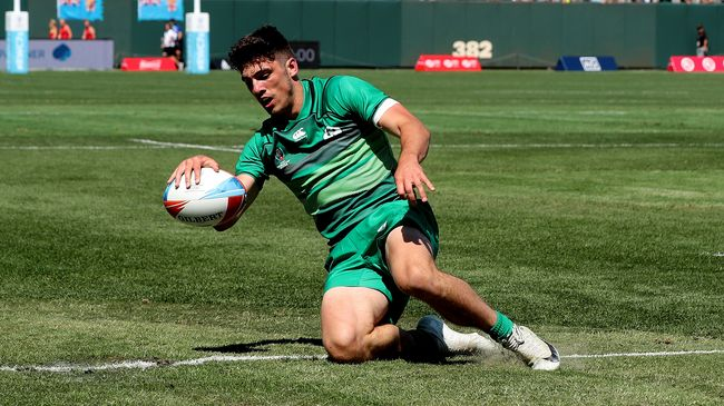 Ireland Men Leave It Late As O'Brien Try Knocks Out Chile