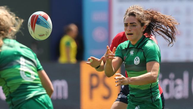 Mulhall Praises Ireland's 'Teamwork And Grit' After Pulsating Play-Off Win