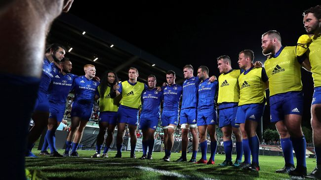 Leinster Make Ten Changes For Newcastle Clash