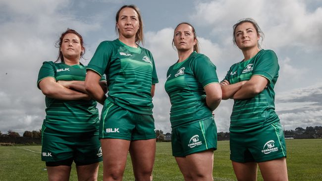 Connacht Confirm Squad For Women's Interpros
