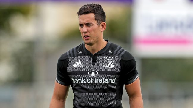 Noel Reid has 106 Leinster caps to his name