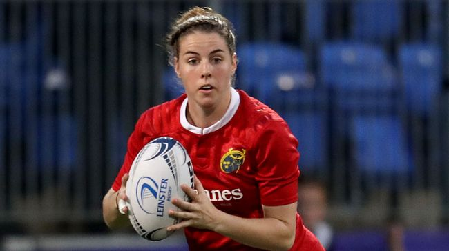 UL Bohemians and Munster's Rachel Allen-Connolly
