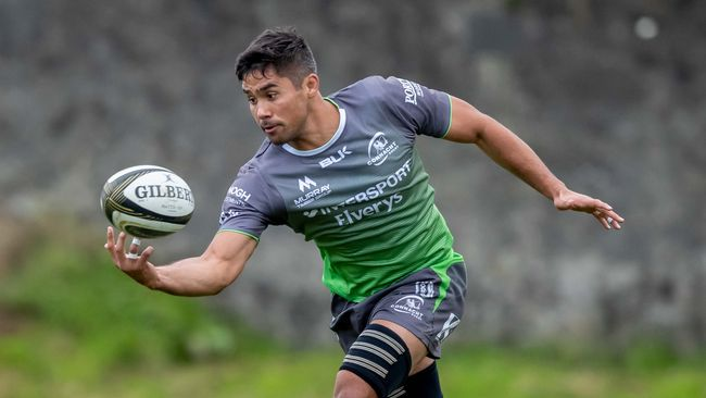 Butler Back To Captain Connacht In Belfast