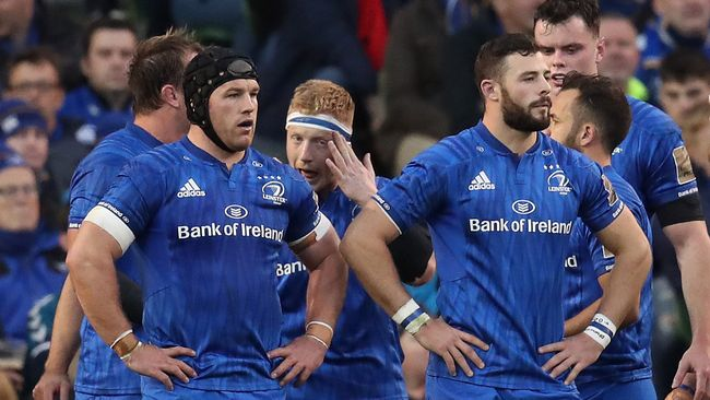Leinster's O'Brien And Henshaw Set For Lengthy Lay-Offs