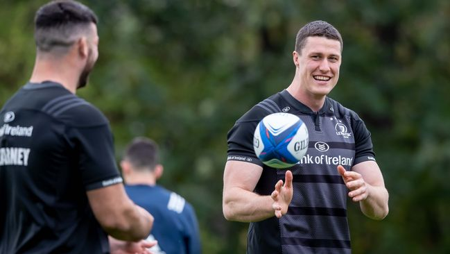 Leinster Lock Nagle Joins Ulster On Loan
