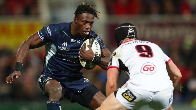 Heffernan And Adeolokun Extend Contracts With Connacht