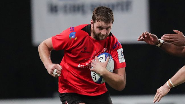 Henderson Injury Blow For Ulster And Ireland